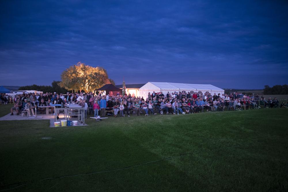 Flugshow unter den Sternen von Eggerding 2019